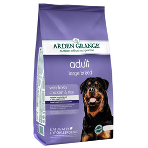 Cheap Arden Grange Adult Large Breed Chicken & Rice 12kg