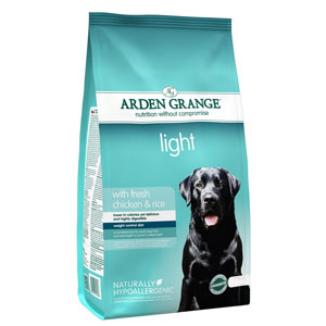 Cheap Arden Grange Adult Light Chicken & Rice 12kg