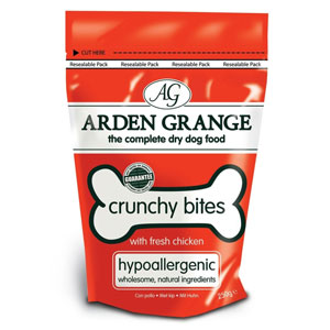 Cheap Arden Grange Crunchy Bites Chicken 250g