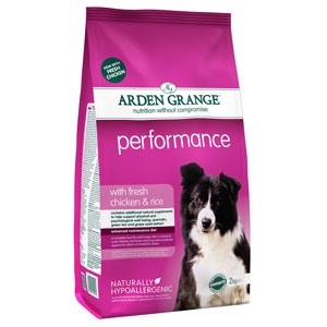 Cheap Arden Grange Performance Chicken & Rice 12kg