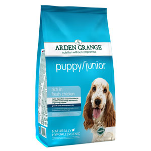 Cheap Arden Grange Puppy/Junior Chicken 12kg
