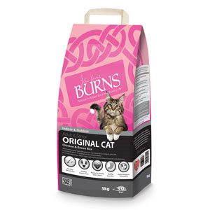 Cheap Burns Adult & Senior Cat Original Chicken & Brown Rice 5kg
