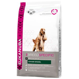 Cheap Eukanuba Adult Cocker Spaniel 7.5kg