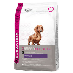 Cheap Eukanuba Adult Dachshund 2.5kg