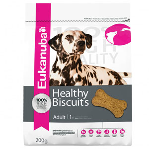 Cheap Eukanuba Healthy Biscuits Adult 200g
