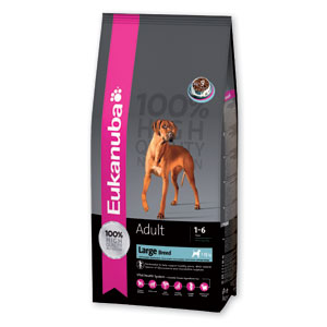 Cheap Eukanuba Large Breed Adult Dog Chicken 15kg