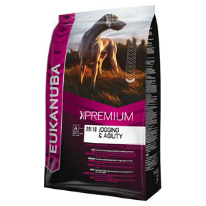 Cheap Eukanuba Premium Performance Jogging & Agility 15kg