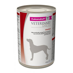 Cheap Eukanuba Veterinary Diets Intestinal For Dogs 12 x 400g