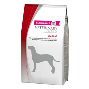 Cheap Eukanuba Veterinary Diets Intestinal For Dogs 1kg