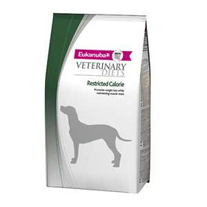 Cheap Eukanuba Veterinary Diets Restricted Calorie For Dogs 1kg