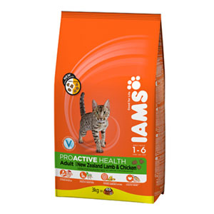 Cheap Iams ProActive Health Adult Lamb & Chicken 15kg