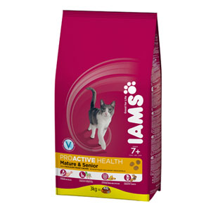 Cheap Iams Proactive Health Mature Amp Senior Chicken 10kg