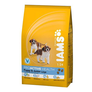 Cheap Iams ProActive Health Puppy & Junior Large Breed 3kg