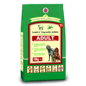 Cheap James Wellbeloved Adult Dog Lamb & Vegetable 10kg