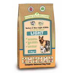 Cheap James Wellbeloved Adult Dog Light Turkey Rice 12 5kg