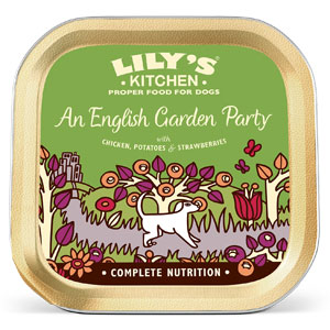 Cheap Lily's Kitchen An English Garden Party 10 x 150g