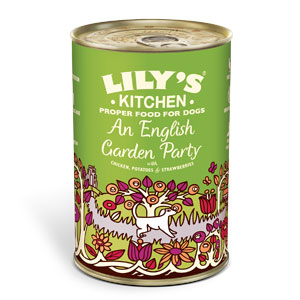 Cheap Lily's Kitchen An English Garden Party 6 x 400g