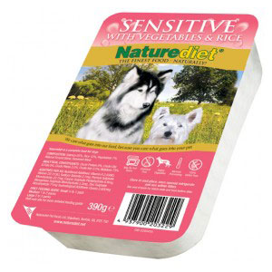 Cheap Naturediet Sensitive with Vegetables & Rice 18 x 390g