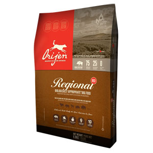 origen dog food prices