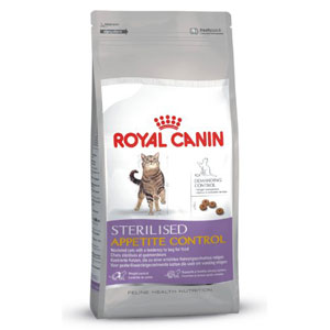 Cheap Royal Canin Feline Sterilised Appetite Control 400g