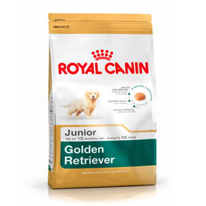 Cheap Royal Canin Golden Retriever Junior 3kg