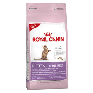 Cheap Royal Canin Kitten Sterilised 2kg