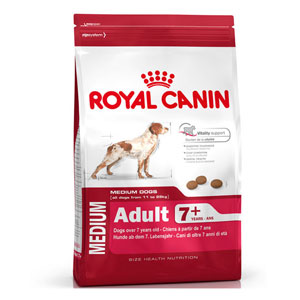 Cheap Royal Canin Medium Adult 7+ 4kg