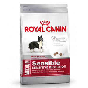 Cheap Royal Canin Medium Sensible Sensitive Digestion 4kg