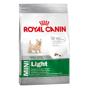 Cheap Royal Canin Mini Light 8kg