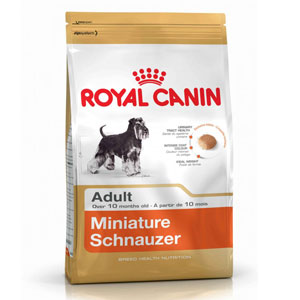 Cheap Royal Canin Miniature Schnauzer Adult 7.5kg