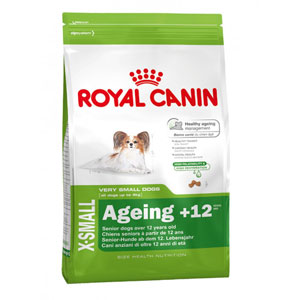 Cheap Royal Canin X-Small Ageing 12+ 1.5kg