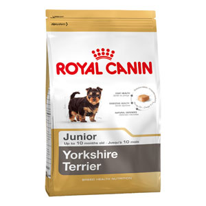 Cheap Royal Canin Yorkshire Terrier Junior 1.5kg