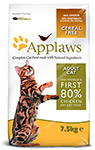Applaws Adult Dry Cat Food Chicken 7.5kg