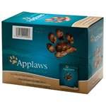 Applaws Tuna with Anchovy Pouch 12 x 70g