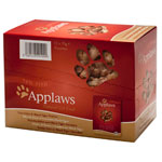 Applaws Tuna with Pacific Prawn Pouch 12 x 70g