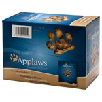 Applaws Tuna with Seabream Pouch 12 x 70g