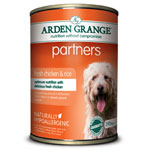 Arden Grange Partners Chicken, Rice & Vegetables 24 x 395g