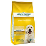 Arden Grange Weaning/Puppy Chicken & Rice 2kg