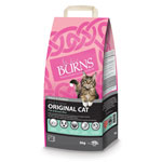 Burns Adult & Senior Cat Original Fish & Brown Rice 2kg