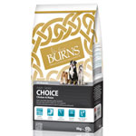 Burns Adult & Senior Choice Chicken & Maize 12kg