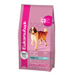 Eukanuba Large Breed Adult Dog Weight Control 15kg