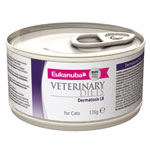 Eukanuba Veterinary Diets Dermatosis LB For Cats 12 x 170g