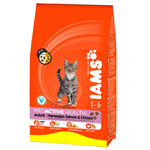 Iams ProActive Health Adult Salmon & Chicken 1kg