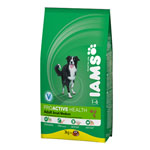 Iams ProActive Health Adult Small & Medium Breed 12kg