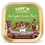 Lily's Kitchen An English Garden Party 10 x 150g