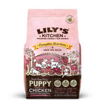 Lily's Kitchen Chicken & Salmon Dry Food for Puppies 1kg