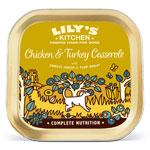 Lily's Kitchen Chicken & Turkey Casserole 10 x 150g