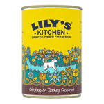 Lily's Kitchen Chicken & Turkey Casserole 6 x 400g