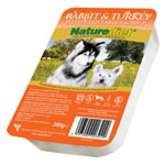 Naturediet Rabbit & Turkey with Vegetables & Rice 18 x 390g